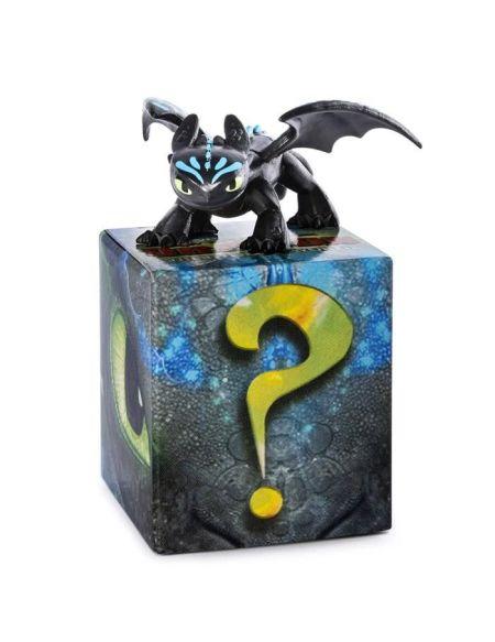 DRAGONS 3 - Pack de 2 Figurines Mystères - Modèle aléatoire