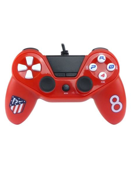 Manette Pro4 ATM Atletico de Madrid pour Playstation 4 - PS4 Slim - PS4 Pro - Playstation 3 - PC