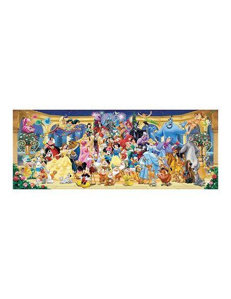 Puzzle Disney La Photo de Groupe - 1000 Pièces