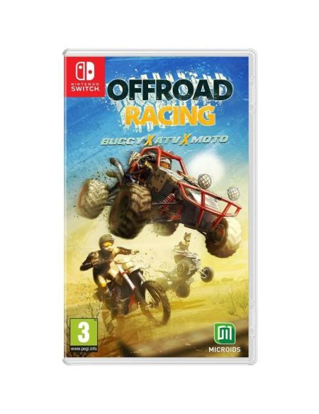 Off-Road Racing Jeu Switch