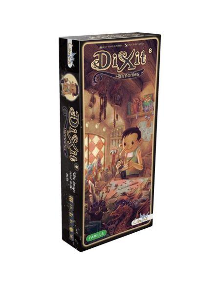 DIXIT Extension Harmonies - Jeu de Société