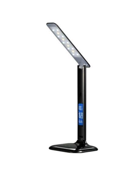 Lampe de bureau LED en métal - Noir - 6,5 W avec variateur