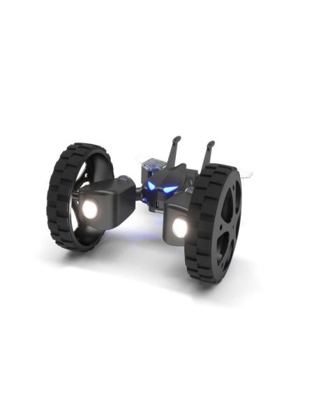 BY ROBOT Drive Kit - Kit pour transformer votre drone en voiture télécommandée - Roues + ailes + supports moteurs - Noir