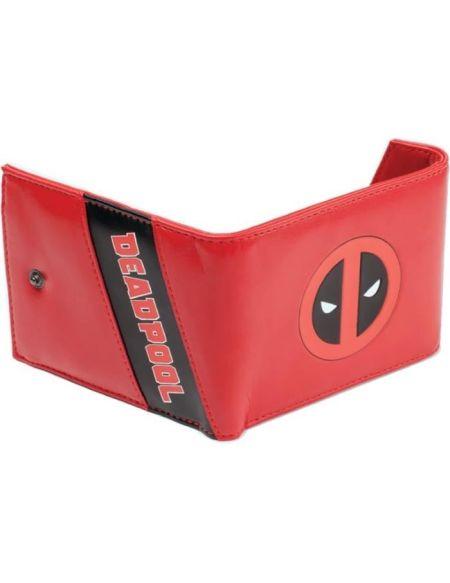 Portefeuille pliable Deadpool: Logo Deadpool