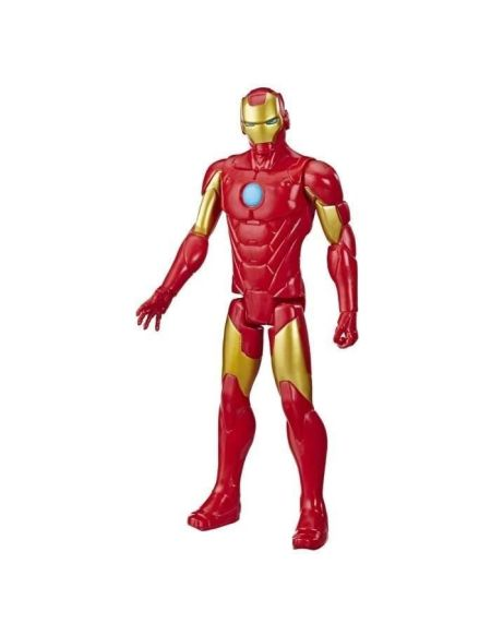 Marvel Avengers – Figurine Iron Man Titan Hero - 30 cm
