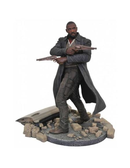 Statuette La Tour sombre : Le pistolero - 25 cm