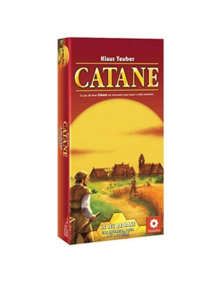 CATAN - Extension 5/6 joueurs - Jeu de société