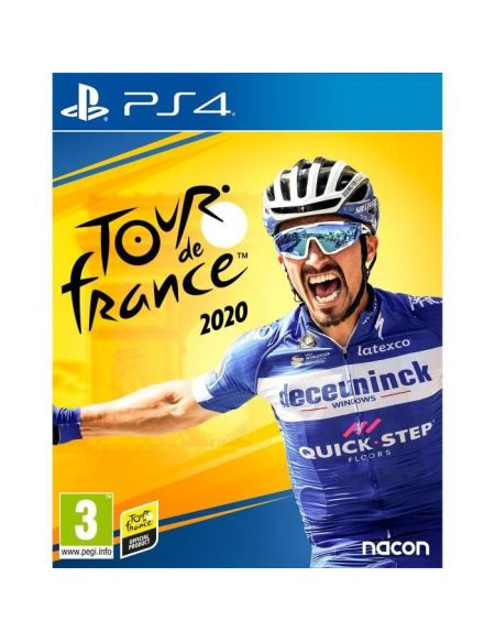 Tour de France 2020 Jeu PS4