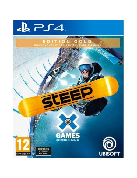 Steep: X-Games - Edition Gold