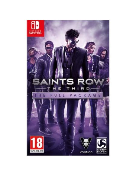 Saints Row : The Third - Le Gros Paquet