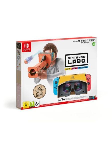 Nintendo Labo - Toy-Con 04 - KIT VR : Ensemble de base + Canon