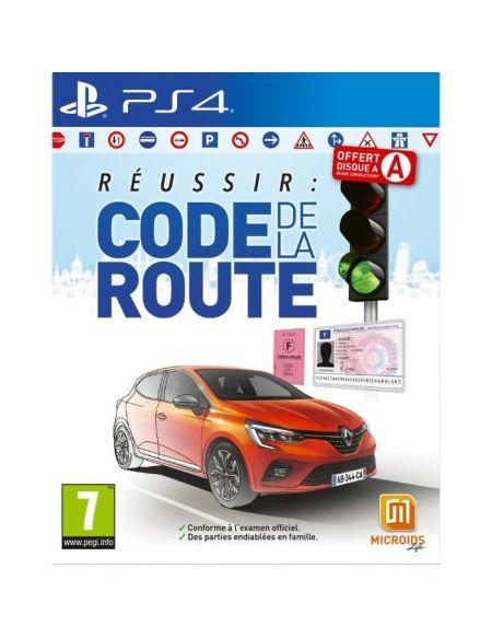 Réussir Le Code de la route Jeu PS4