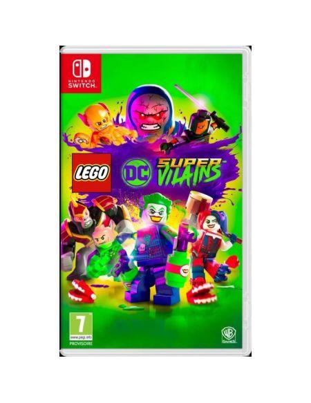 LEGO DC Super-Vilains Jeu Switch
