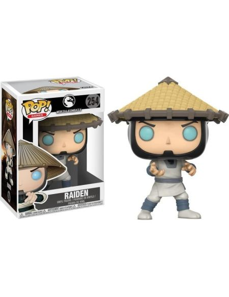 Figurine Toy Pop N°254 - Mortal Kombat - Raiden