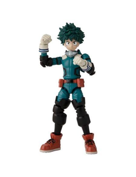 Anime HerŒs - My Hero Academia - Figurine Anime herŒs 17 cm - Midoriya Izuku