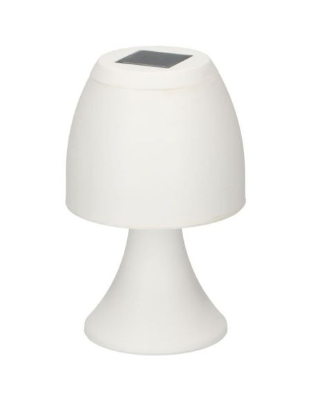Lampe solaire de table - 12x19 cm