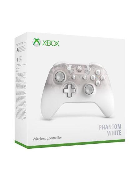 Manette sans fil Xbox Édition spéciale Phantom White