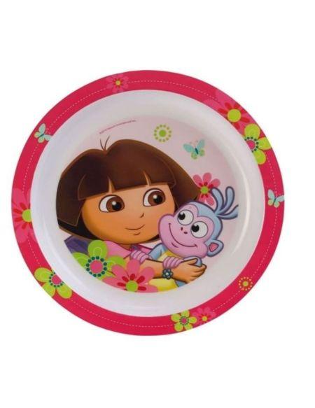 Dora Assiette micro-ondable