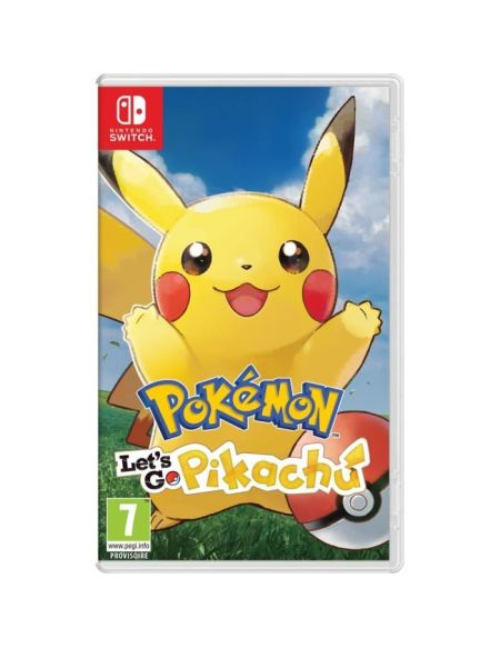 Pokémon : Let's Go, Pikachu!