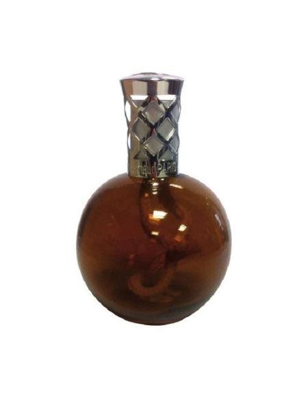 Lampe à parfum sans recharge boule - ambre