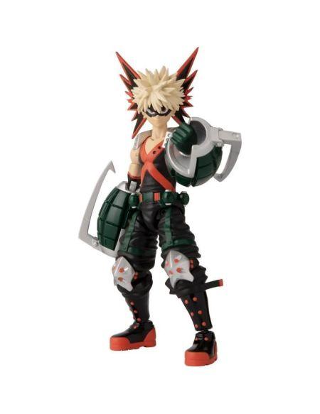 Anime HerŒs - My Hero Academia - Figurine Anime herŒs 17 cm - Bakugou Katsuki