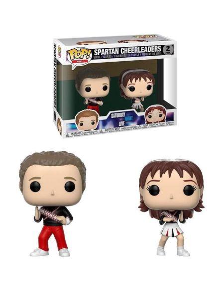 Figurine Funko Pop! - Saturday Night Live - Twin Pack Spartan Cheerleaders