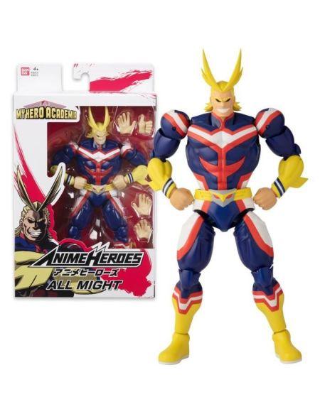 Anime HerŒs - My Hero Academia - Figurine Anime herŒs 17 cm - All Might