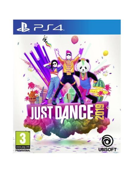 Just Dance 2019 Jeu PS4