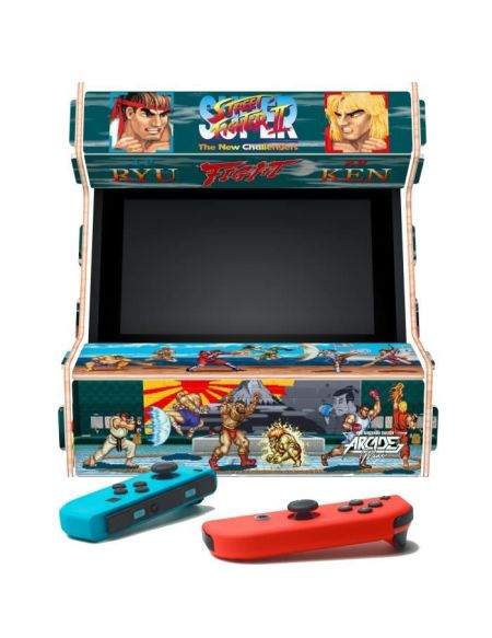 Arcade Mini - Street Fighter - pour Switch