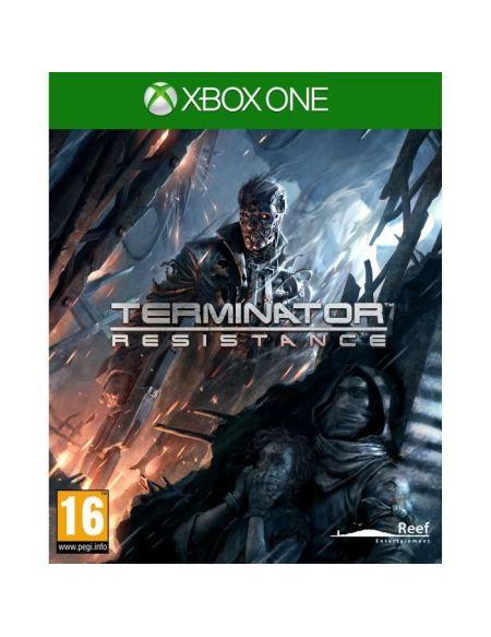 Terminator Resistance Jeu Xbox One
