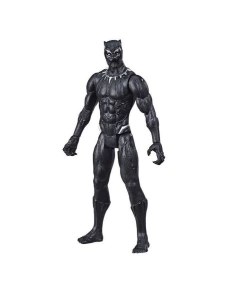 Marvel Avengers – Figurine Black Panther Titan Hero - 30 cm