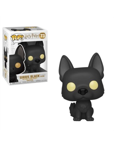 Figurine Funko Pop! Harry Potter : Sirius en chien
