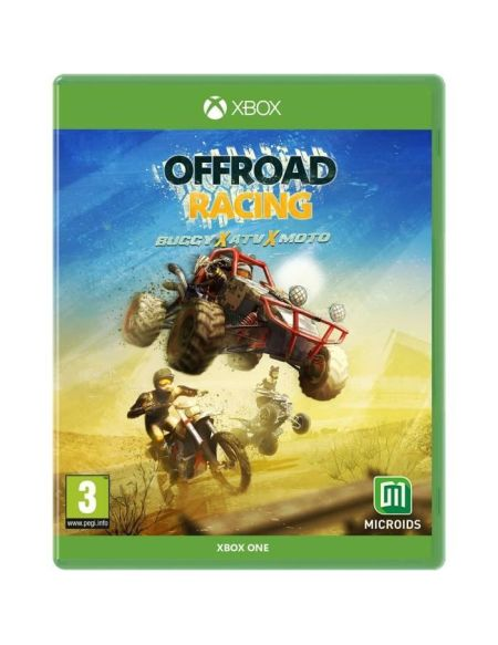 Off-Road Racing Jeu Xbox One