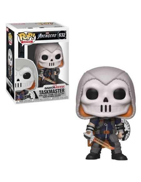 Figurine Funko Pop! Marvel: Avengers Game - Taskmaster