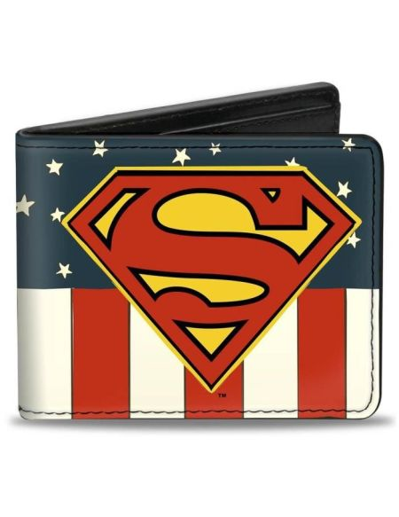 Porte-Feuille DC Comics: Superman Vintage