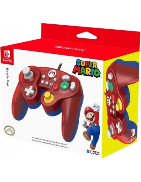 Hori - Manette Smash Bros Mario Nintendo Switch