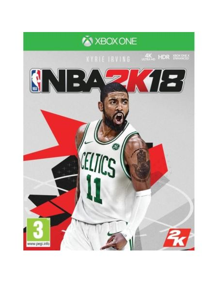 NBA 2K18 Jeu Xbox One