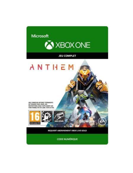 Anthem Jeu Xbox One à télécharger