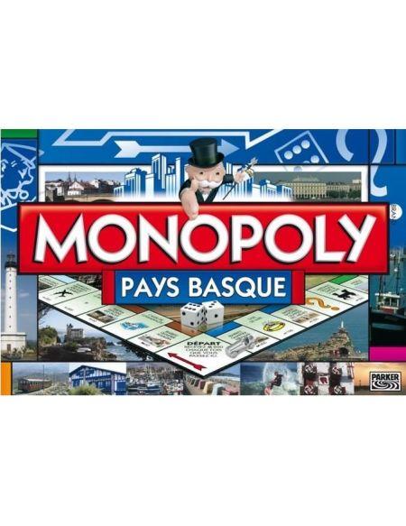 MONOPOLY Pays Basque - Jeu de societé - Version française