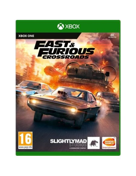 Fast & Furious Crossroads Jeu Xbox One