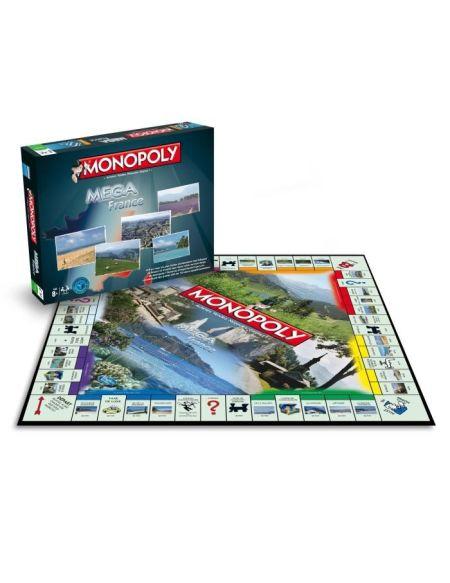WINNING MOVES Mega Monopoly