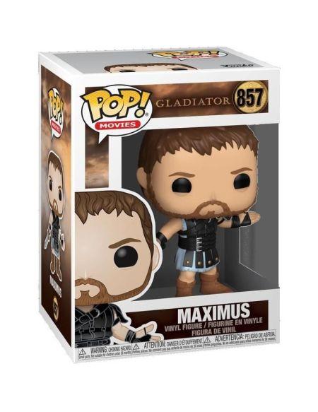 Figurine Funko Pop! Movies : Gladiator - Maximus