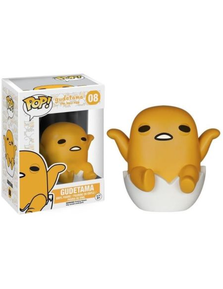 Figurine Toy Pop 08 - Gudetama
