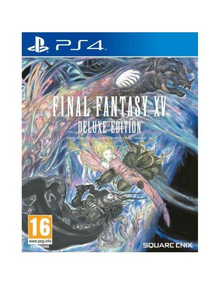 Final Fantasy XV Deluxe Edition Jeu PS4