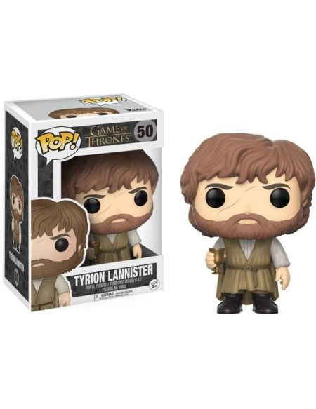 Figurine Funko Pop! N°50 - Game of Thrones - Tyrion
