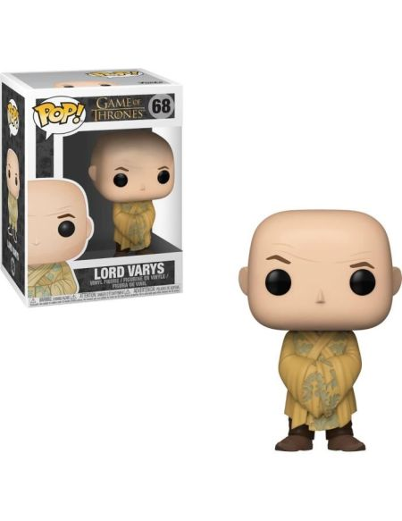 Figurine Funko Pop! Game of Thrones: Lord Varys