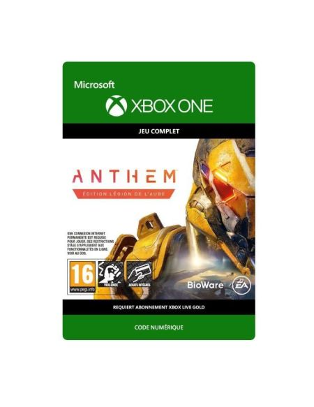 Anthem : Legion of Dawn Edition Jeu Xbox One à télécharger