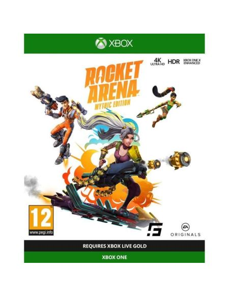Rocket Arena Edition Mythique Jeu Xbox One