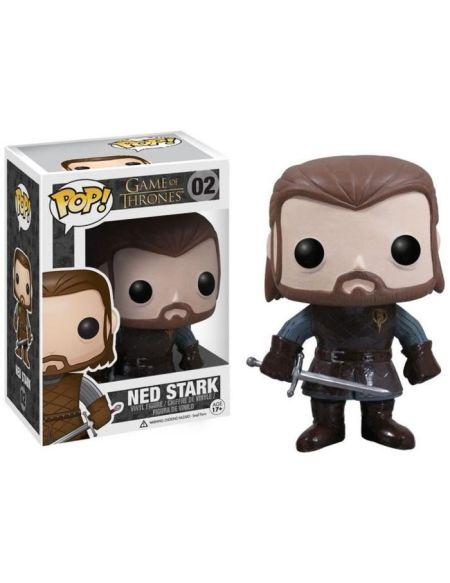 Figurine Toy Pop 02 -ned Stark Pop