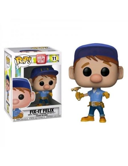 Figurine Funko Pop! Disney: Ralph 2.0 n°6